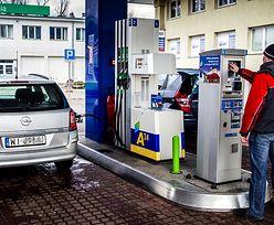 Cena benzyny wzrosła o 21 groszy w ciągu miesiąca