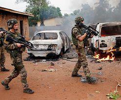 Wojna w Środkowej Afryce. Francuskich żołnierze oskarżeni o gwałty na nieletnich
