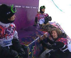 Snowboard: IPod ze złotem! Przypadek? Nie sądzę!