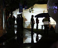 Protesty związkowców. Pierwsza noc pod Sejmem upłynęła spokojnie