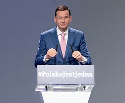Mateusz Morawiecki podczas kongresu PiS: Wszystko zrobiliśmy bez podnoszenia podatków