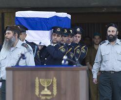 Pogrzeb Ariela Szarona. Izrael żegna byłego premiera