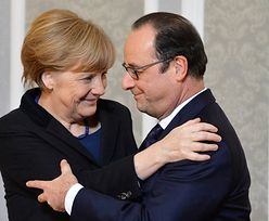 Referndum w Grecji. Merkel i Hollande zaplanowali spotkanie