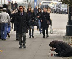 Kryzys ekonomiczny sprawia, że nawet pracujący są ubodzy