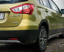 Suzuki SX4 S-Cross 4WD 1.6 VVT 120 KM - bezpieczny mieszczuch