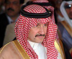 """Saudyjczyk protestuje przeciwko dalekiemu miejscu na liście """"Forbesa"""""""