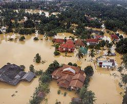 To jedna z największych powodzi