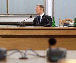 Donald Tusk zeznaje ws. Amber Gold. Były premier stawił się przed komisją