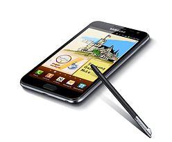 Rewelacyjna sprzedaż Galaxy Note