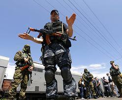 Rosja oskarża Ukrainę o ostrzał moździerzowy
