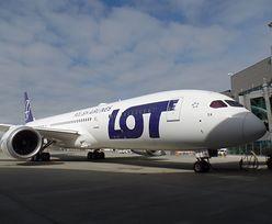 Nowy Dreamliner LOT-u już w kraju. Ma pomóc zdobyć kolejne rynki