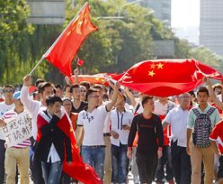 """Protesty w Chinach. """"Kochamy naszą gazetę"""""""