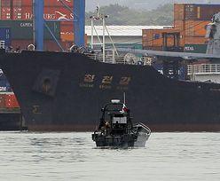 Panama uwolni zatrzymany statek Korei Płn. i większość załogi