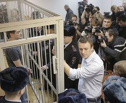 Nawalny odmówił dalszego przestrzegania rygorów aresztu domowego