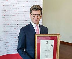 Marek Kacprzak laureatem nagrody BCC