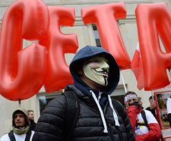 CETA wisi na włosku. Juncker zapowiada kolejne negocjacje