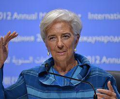 Christine Lagarde ponownie dyrektorem Międzynarodowego Funduszu Walutowego