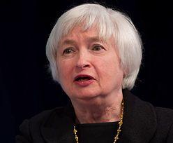 Wall Street w górę po słowach szefowej Fed