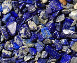 Nielegalne wydobycie lapis lazuli finansuje talibów