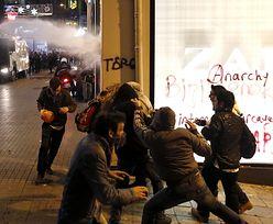 Protesty w Turcji. Starcia w trakcie antyrządowej demonstracji w Stambule