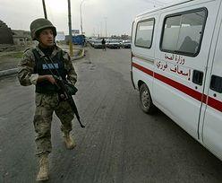 Zamach w Iraku. Zaatakowany wojskowy punkt rekrutacyjny