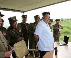 Kim odpalił rakiety. Komunistyczna północ grozi
