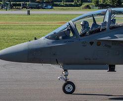 Siły powietrzne rozwijają flotę. Cztery dodatkowe maszyny M-346 AJT będą szkoliły pilotów