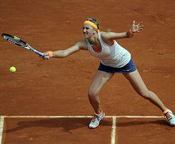 Turniej tenisowy French Open: awans Wiktorii Azarenki
