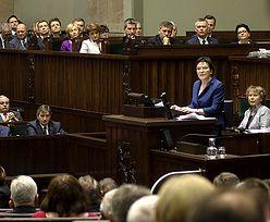 Sejm: Projekt ustawy okołobudżetowej do dalszych prac