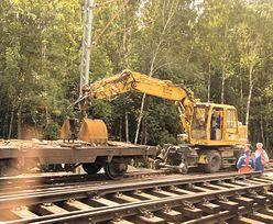 Mniej pieniędzy na inwestycje kolejowe