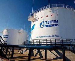 Gazprom zbankrutował? Sensacyjne doniesienia