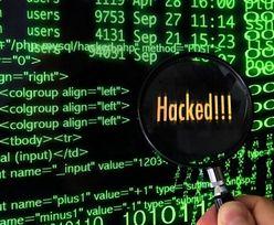 Policja i bank centralny celem ataku hakerów