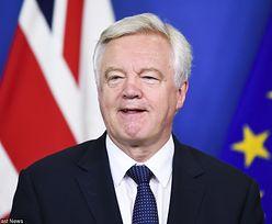 Wyjście Wielkiej Brytanii z UE. Davis broni rządowych zmian dotyczących imigrantów