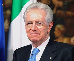 Mario Monti jest optymistą. Jego zdaniem kryzys w Europie powoli mija