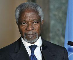 Syria zgodziła się, by wdrażać plan Annana