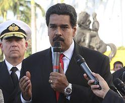 Wenezuela: Maduro zostanie zaprzysiężony jako tymczasowy prezydent