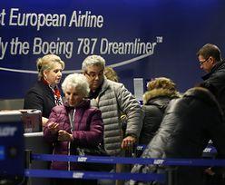Dreamliner LOT-u w Chicago. Uziemiono wszystkie samoloty