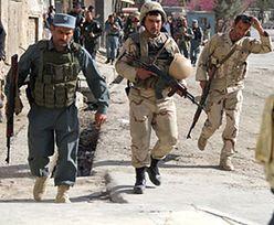 Zatrzymano talibów z 10 tonami materiałów wybuchowych