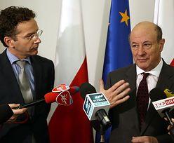 Szef eurogrupy: Polska nie musi się spieszyć do strefy euro