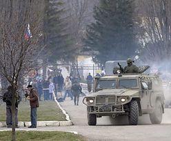 Ukraina: Jednostkom wojskowym na Krymie odcina się wodę i prąd