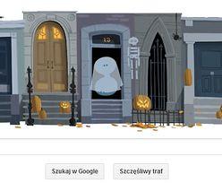 Halloween w Google. Duchy, szkielety i dynie