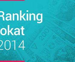 Ranking lokat - czerwiec 2014