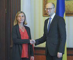 Bezpieczeństwo energetyczne Ukrainy. Spotkanie premiera z włoską minister