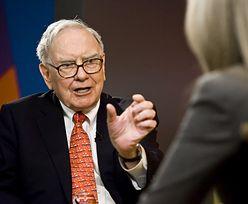 3,4 mln dolarów za lunch z Warrenem Buffettem