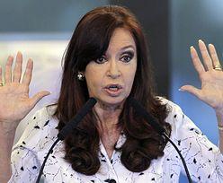 Była prezydent Argentyny usłyszała zarzuty karne. Sędzia zamroził jej majątek