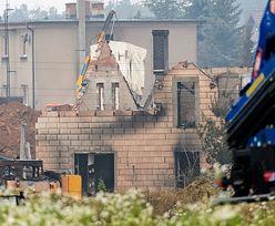 Wybuch gazociągu w Jankowie Przygrodzkim. Do mieszkańców napływa pomoc