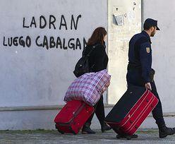 Kryzys w Hiszpanii. Już 40 tysięcy ludzi mieszka na ulicy