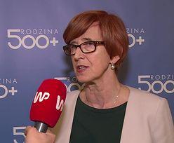 """Matki rezygnują z pracy dla 500+. Minister Rafalska: """"Problem by zmalał, gdyby kobiety więcej zarabiały"""""""