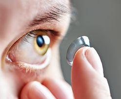 Silikon w oku jak smartfon. Co soczewka kontaktowa ma wspólnego z innowacjami?