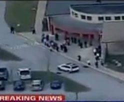 USA: wielu rannych uczniów po ataku nożownika